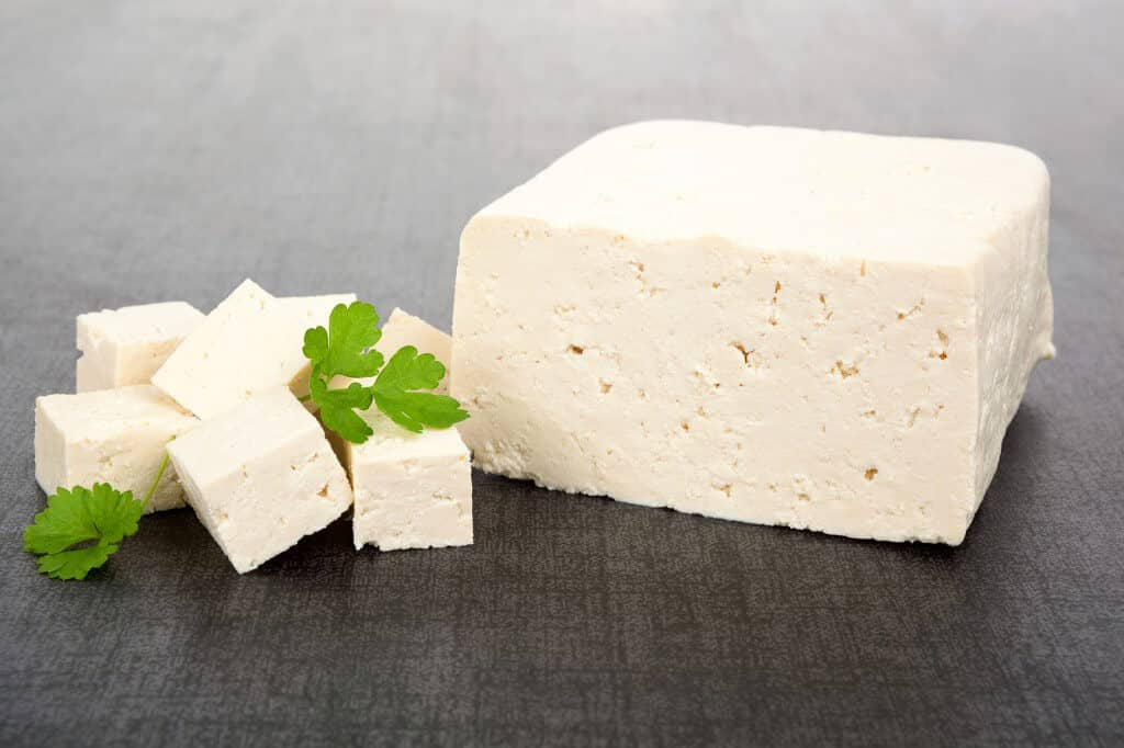 Benefits of Tofu when used as a substitute for meat