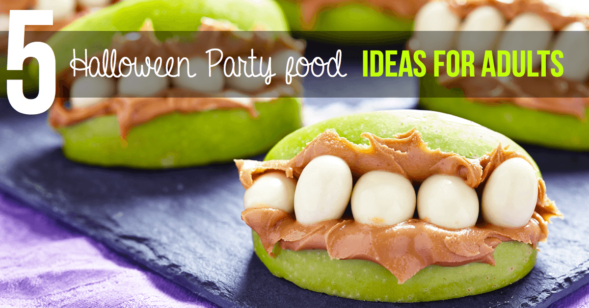 Best Halloween Party Food Ideas For Adults