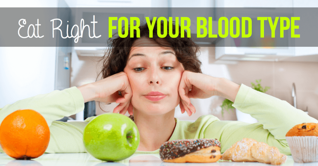 Eat Right for Your Blood Type Written
