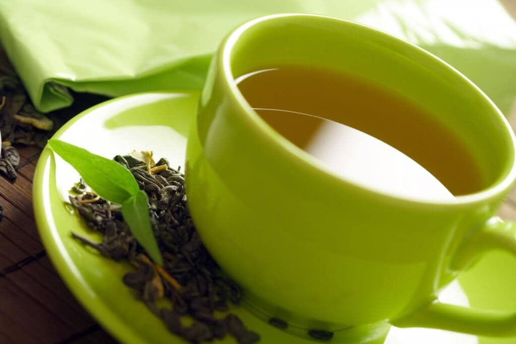 Green Tea Could Be Good for Your Skin