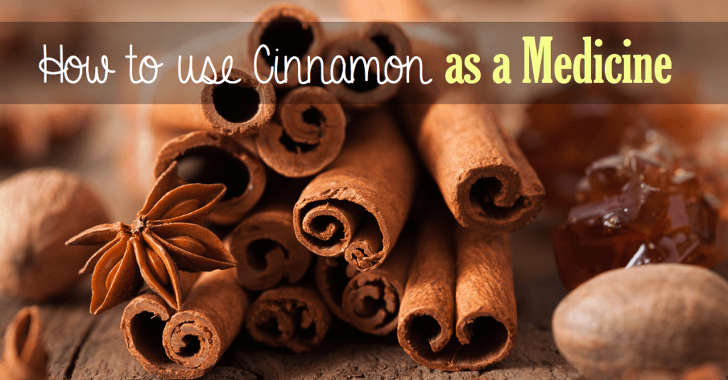 cinnamon as a medicine