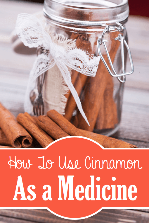 How To Use Cinnamon As a Medicine