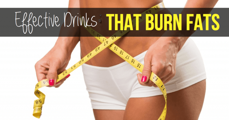 drinks that burn fats