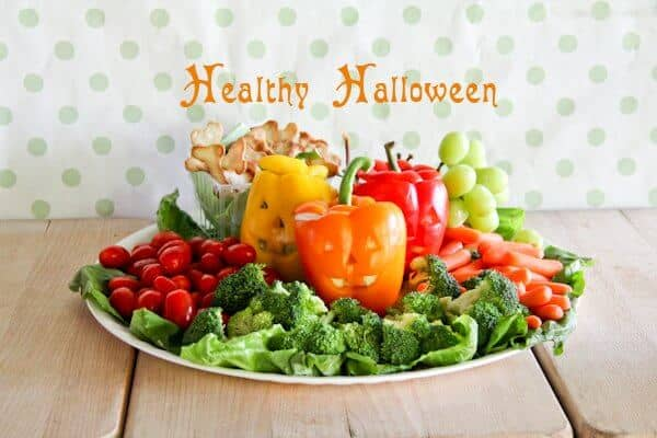 Heathy Halloween Party