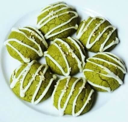 How To Bake Green Tea Cookies