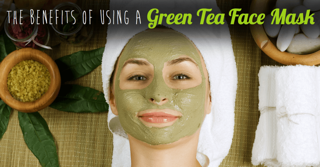Make Your Own Green Tea Face Mask