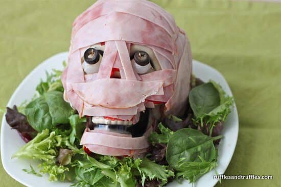 Meat Head for halloween