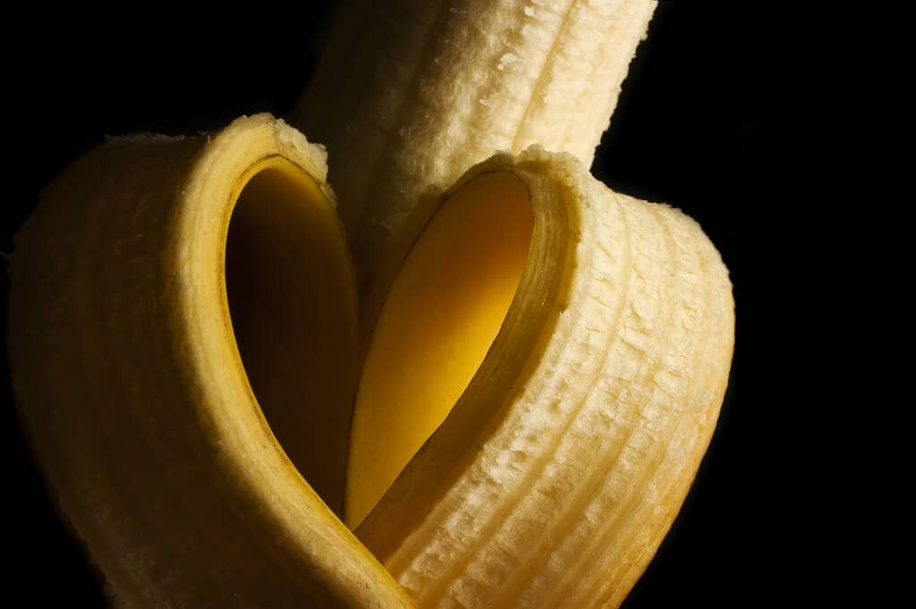 Protect Your Heart with banana peels