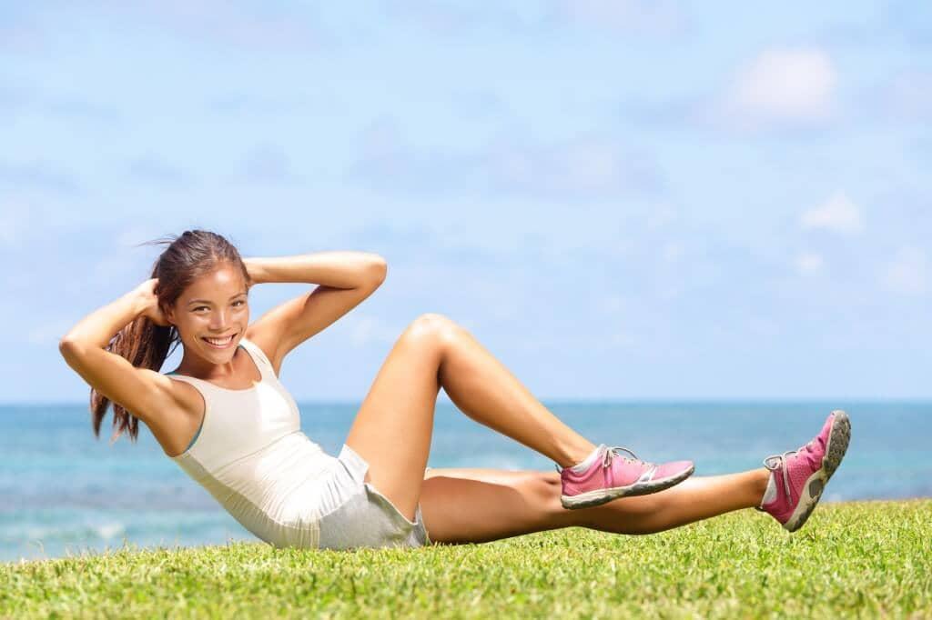 Exercising to anti-aging