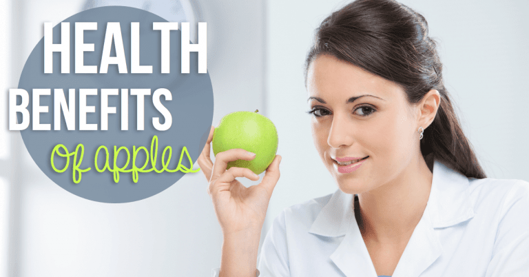 health benefits of apple