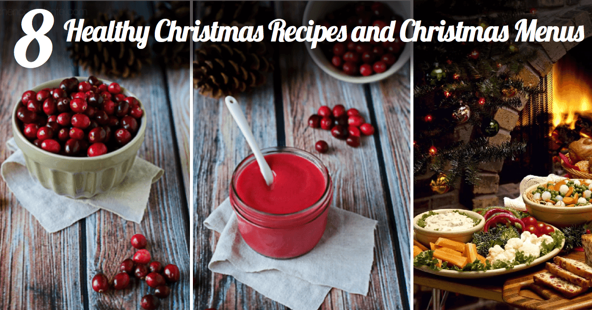 8 great healthy christmas recipes and christmas menus