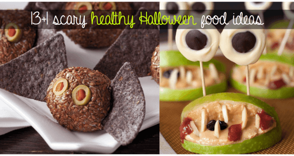 13+1 Scary DIY Halloween Food Ideas – And All Of These Are Healthy!