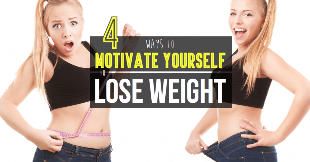 motivate yourself to lose weight