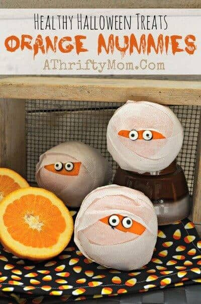 orange mummies