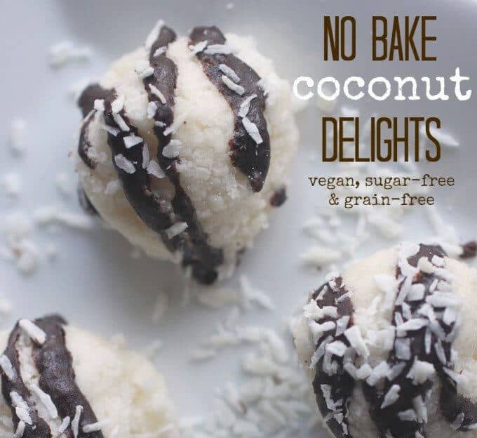 Coconut Delights