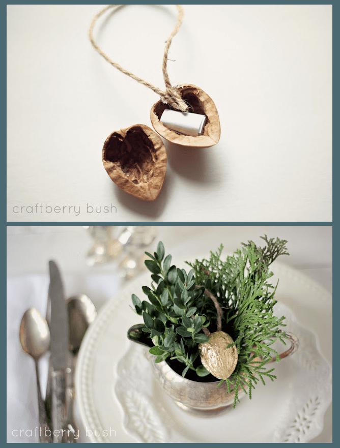 Walnut Decorations