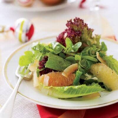 Citrus-Ambrosia Salad