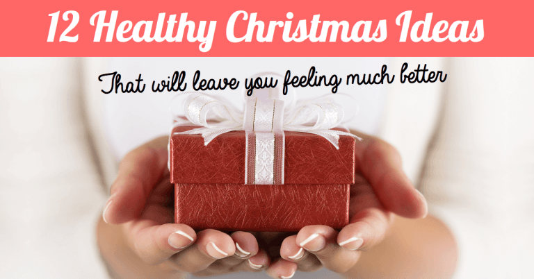 healthy christmas ideas