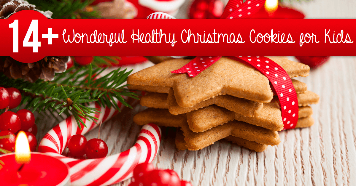 Diy do it yourself 14 wonderful healthy christmas cookies for kids that will be a huge hit at any christmas table solutioingenieria Choice Image