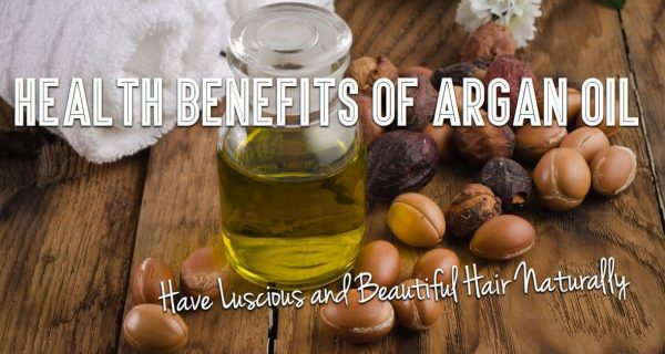 Have Luscious and Beautiful Hair Naturally with Argan Oil