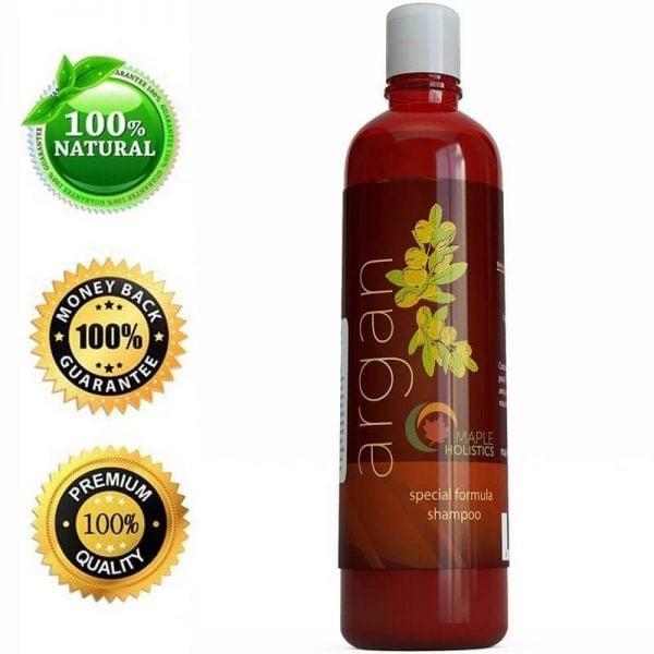 Argan Oil Shampoo (Sulfate Free)