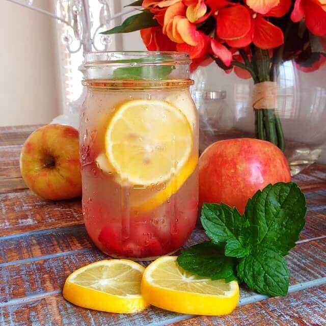 Detox Water for Beautiful Skin