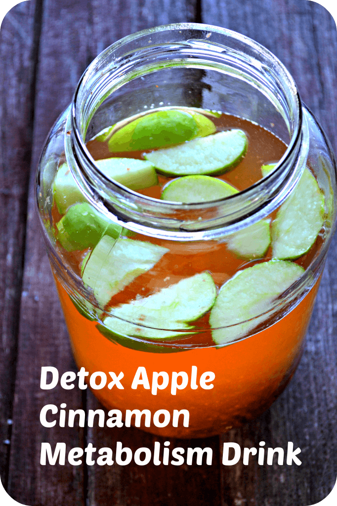 Dr Oz Apple Cinnamon Metabolism Water