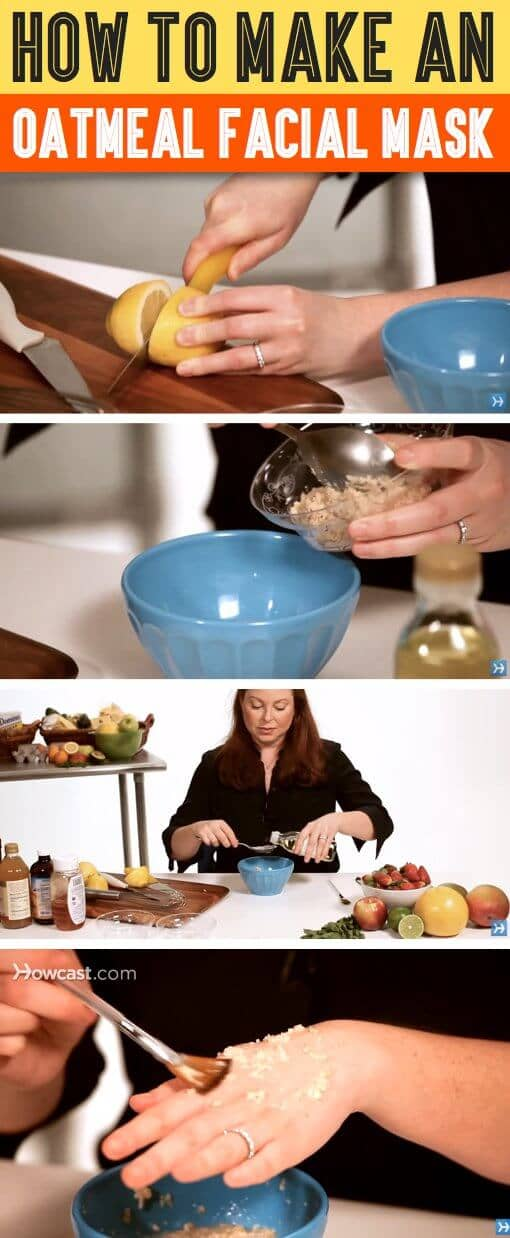 What She Did With Oatmeal Looks Gross, But Wait Until You See This Brilliant Trick!
