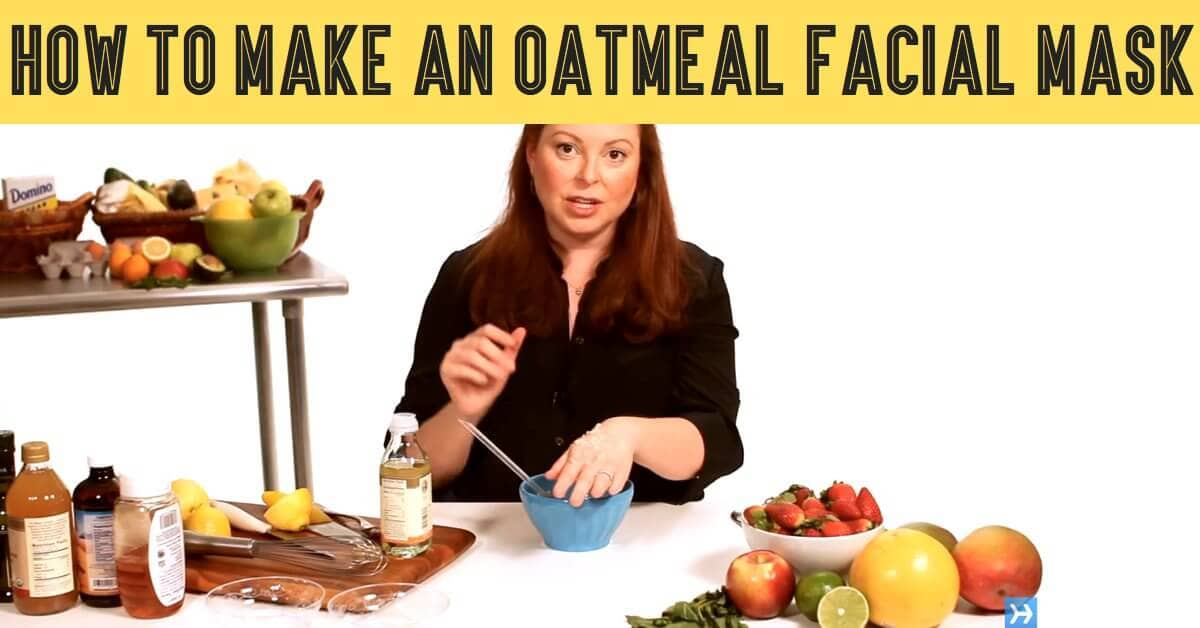 How-to-Make-an-Oatmeal-Facial-Mask