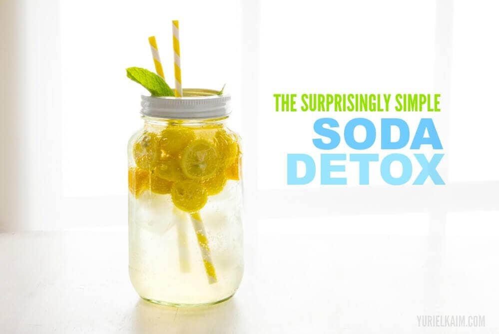 Apple Cider Soda Detox Bea