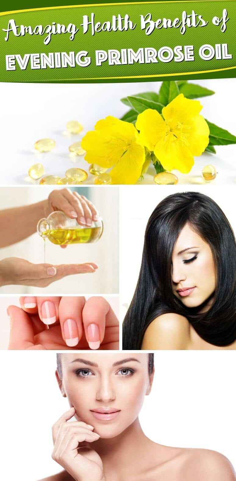 Benefits of Primrose Oil