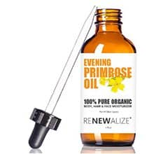 Organic EPO Primrose by Renewalize, Highest Quality