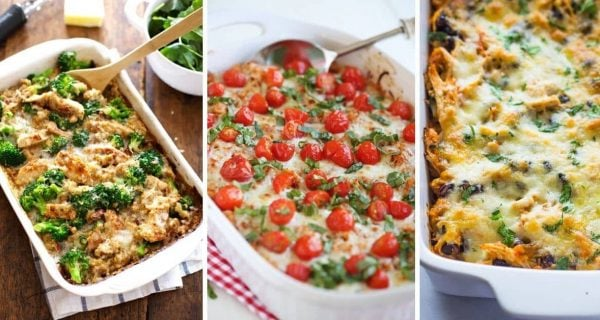 25 Healthy Casserole Recipes Packing Deliciousness With True Comfort