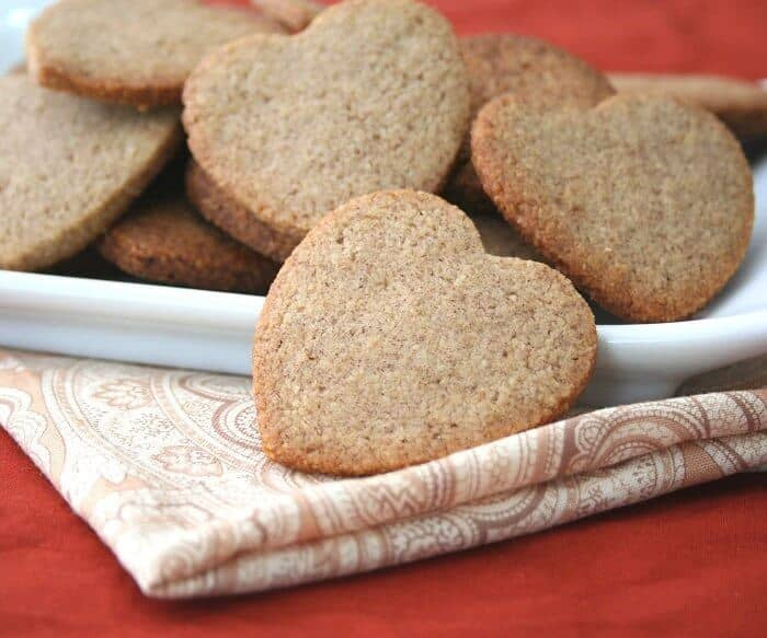 Homemade Biscoff Speculoos Cookies