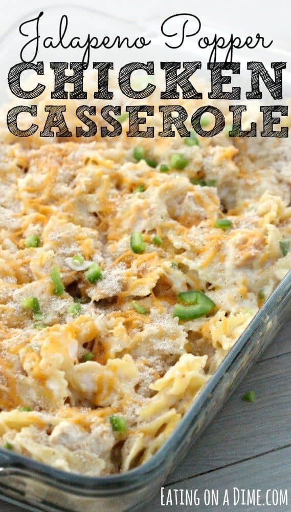 Light Chicken And Broccoli Casserole