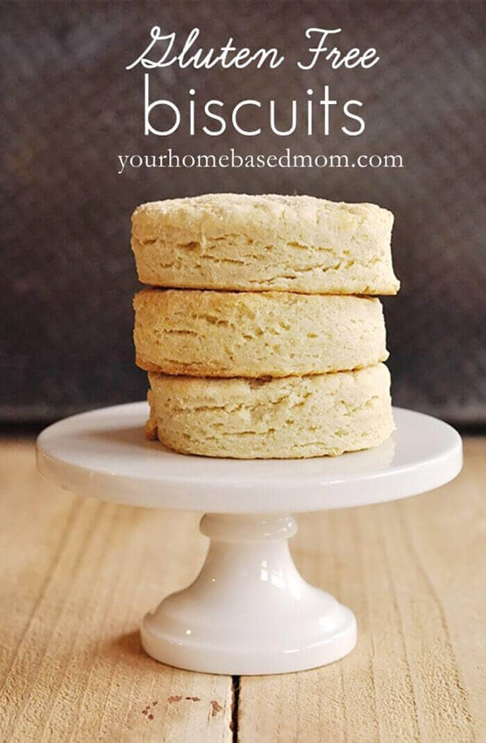 Gluten-Free Baking Powder Biscuits