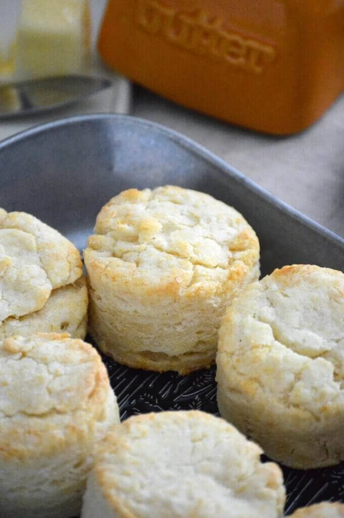 Simple Gluten-Free Biscuits