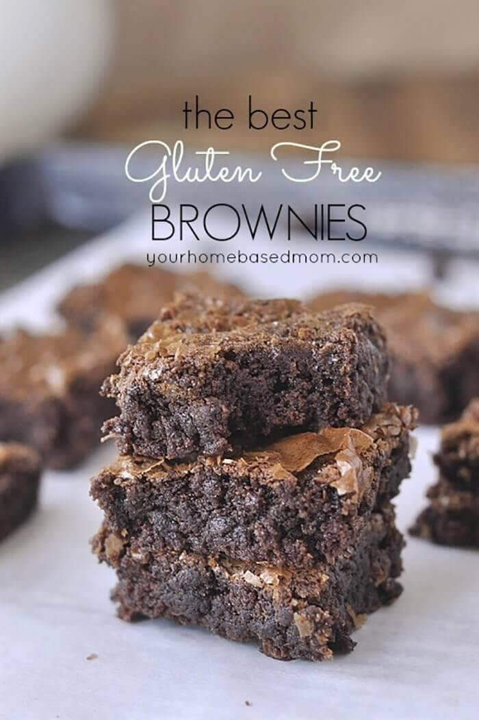 Gluten-Free Brownies