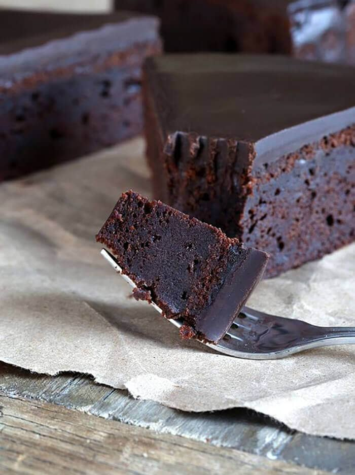 One Bowl Gluten-Free Chocolate Cake