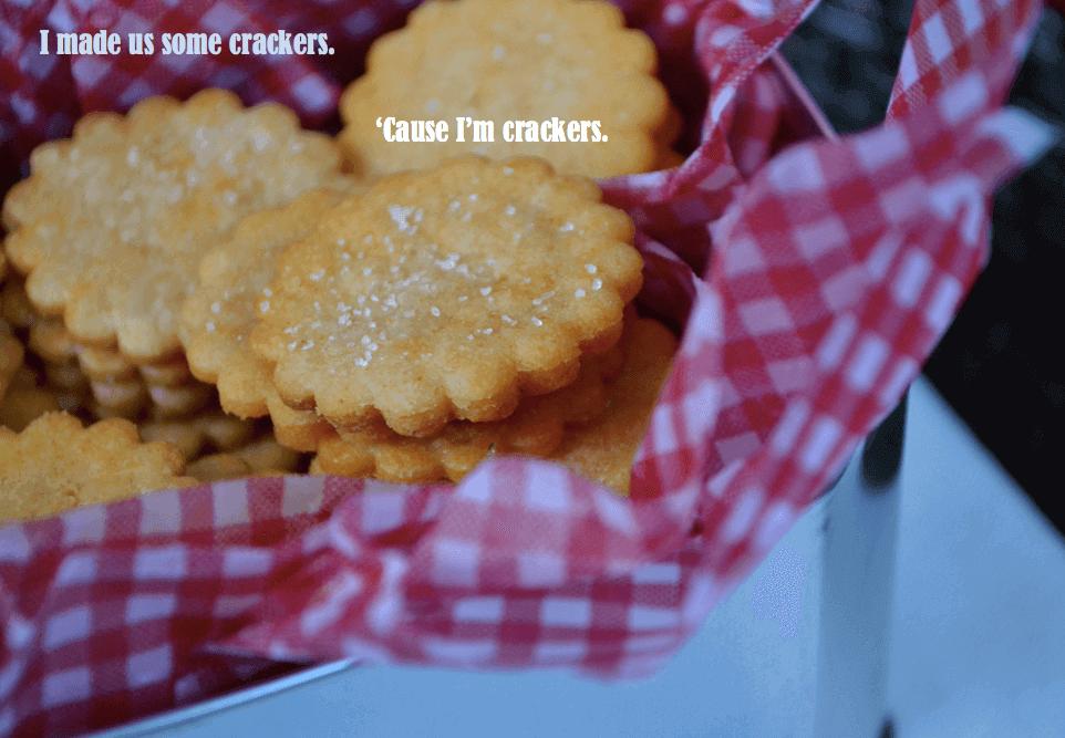 Ritz-Style Gluten-Free Crackers