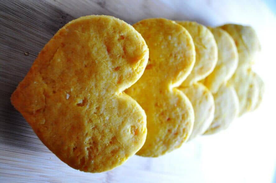 Gluten-Free Sweet Potato Biscuits