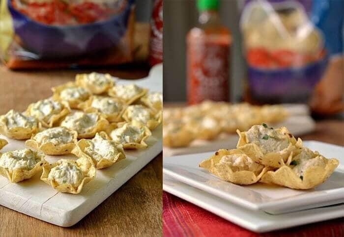 Easy Gluten Free Crab Rangoons
