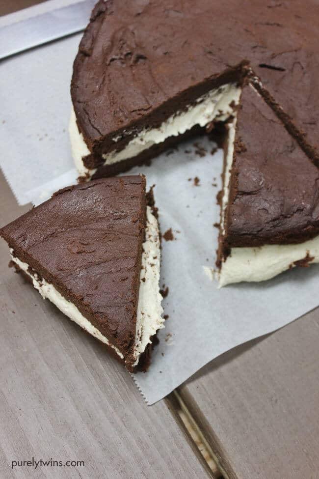 11 Ingredient Oreo Cake