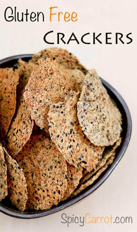 Gluten-Free Crackers