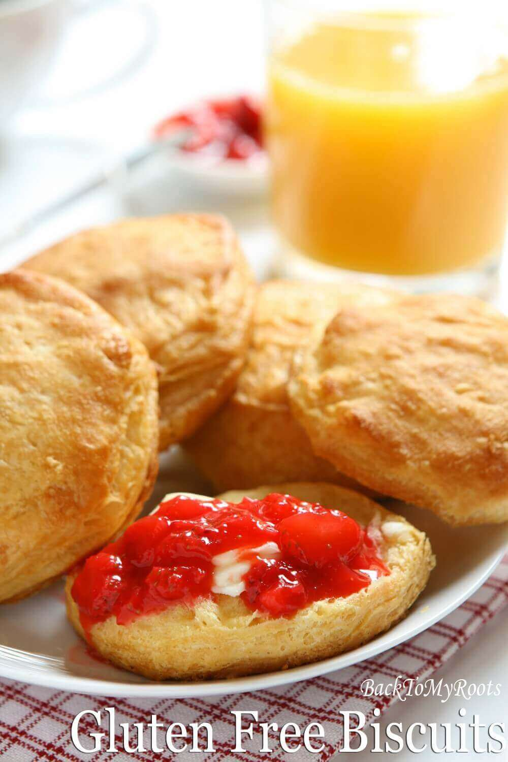 Gluten-Free Biscuits Recipe