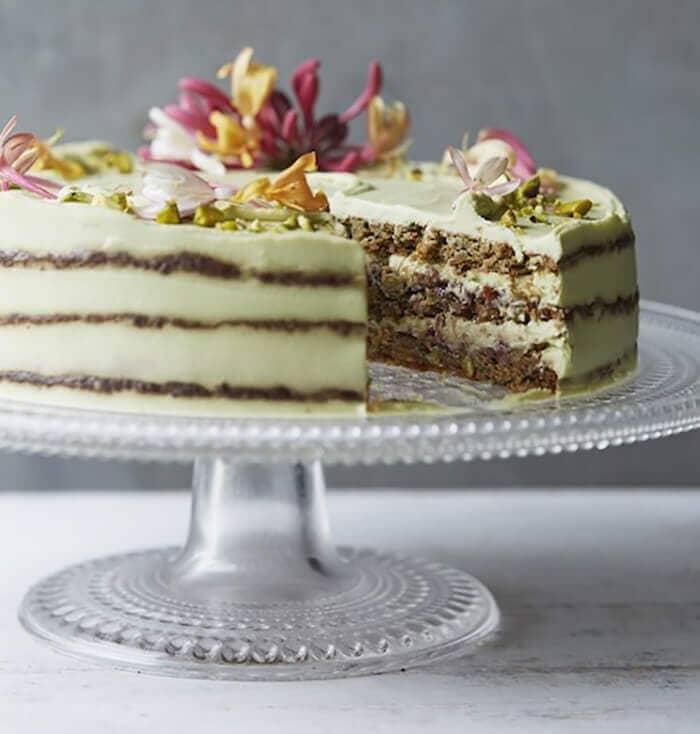 Courgette (Zucchini) Cake