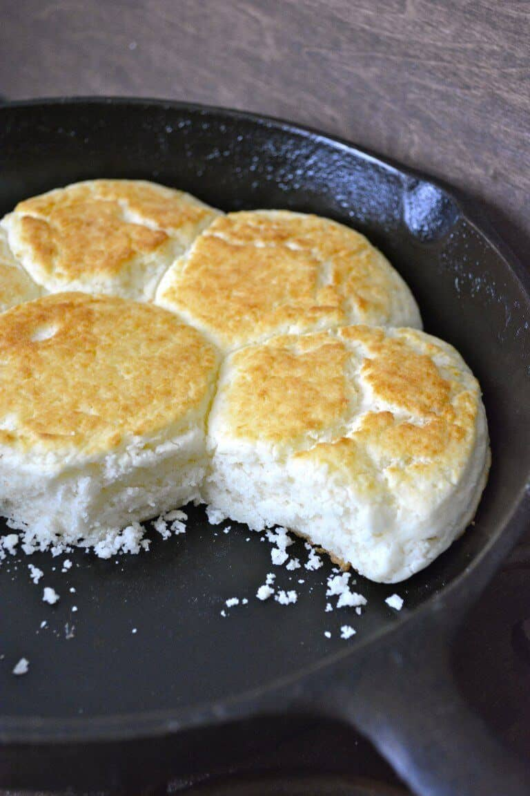 Perfect Gluten-free Buttermilk Biscuits