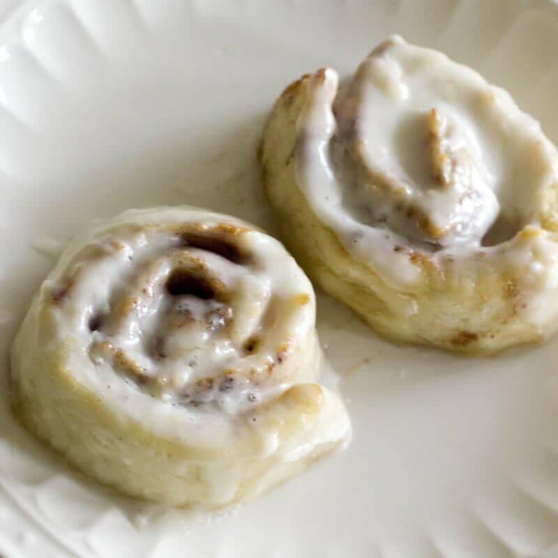 Gluten-Free Cinnamon Rolls