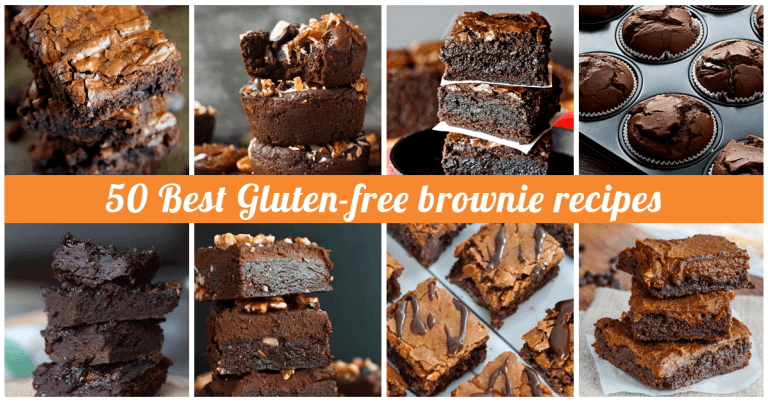 Gluten-Free Brownie Recipes