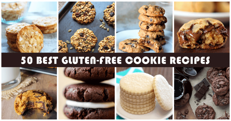Gluten-Free Cookie Recipes